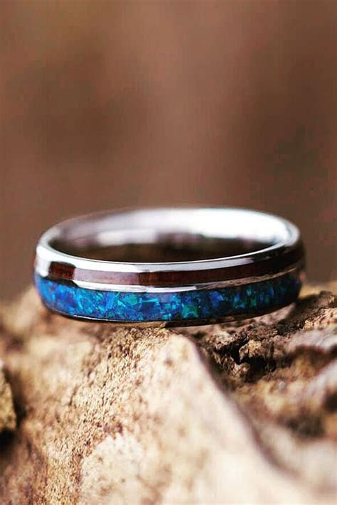 Mens Wedding Bands For A Stylish Look   Oh So Perfect Proposal