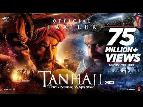 Tanhaji Trailer