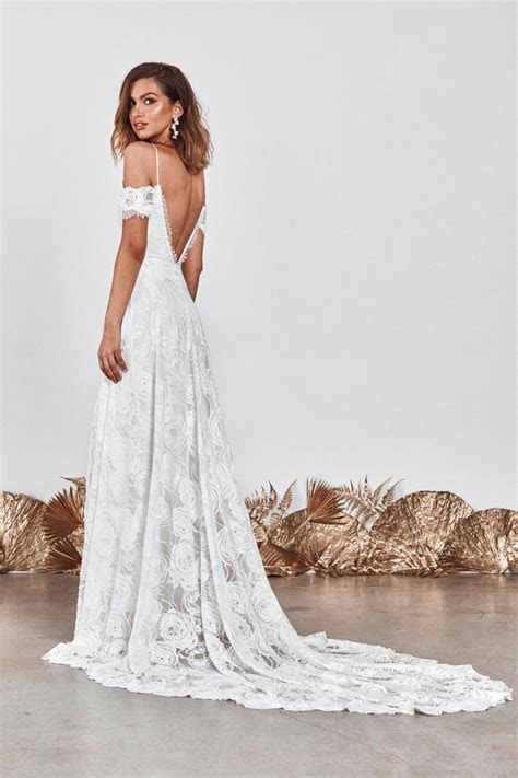 Modern Luxury Grace Loves Lace Wedding Dresses: La Bamba