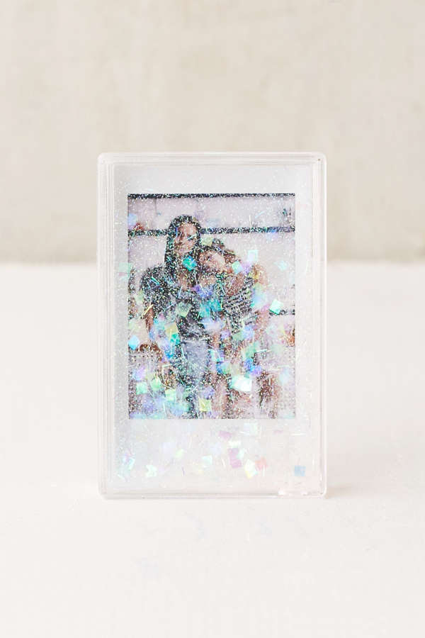 Mini Instax Squad Glitter Picture Frame Urban Outfitters 2019
