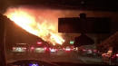 Dramatic Video Shows Raging Southern California Wildfires Spreading