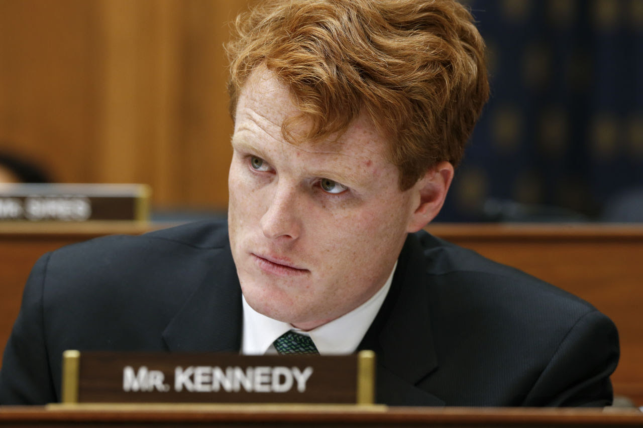 Image result for Rep Joe Kennedy