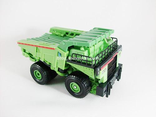 Transformers Long Haul RotF Voyager - modo alterno