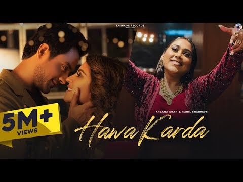 HAWA KARDA LYRICS AFSANA KHAN