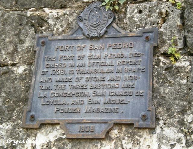 Fort Fort San Pedro Historical Marker