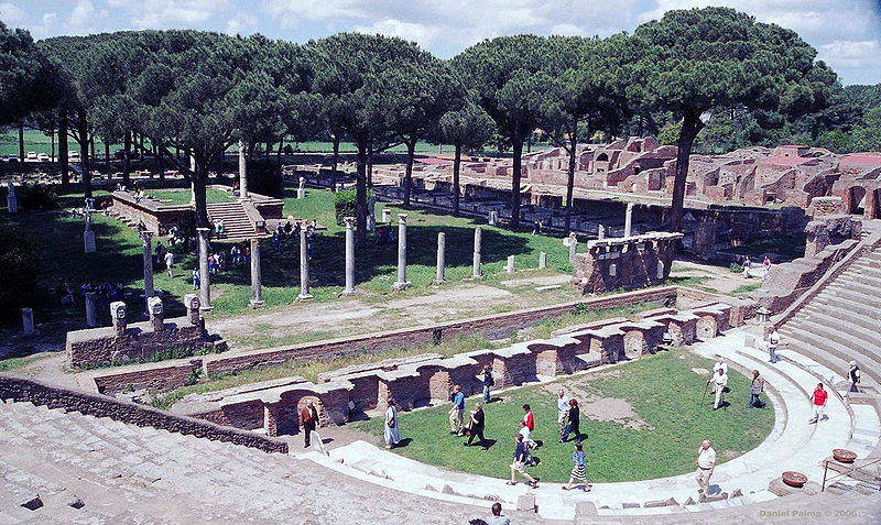 File:Ostia-theater02.jpg
