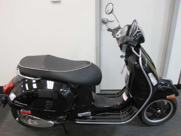 2010 Vespa Gts 300 Super Motozombdrivecom