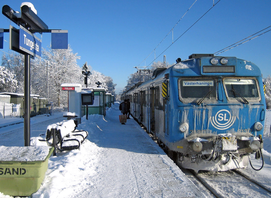 The Ice Train