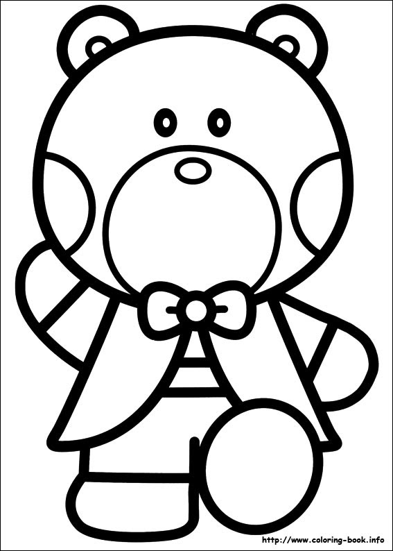94+ Www.coloring-book.info Hello Kitty Picture HD