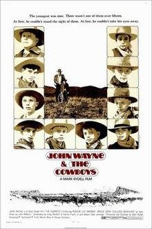 Where Was The Movie The Cowboys Filmed