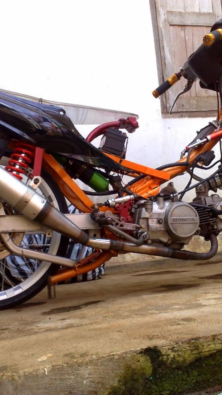 95 Gambar Motor Drag Honda Karisma Terbaru Dan Terlengkap Ranting