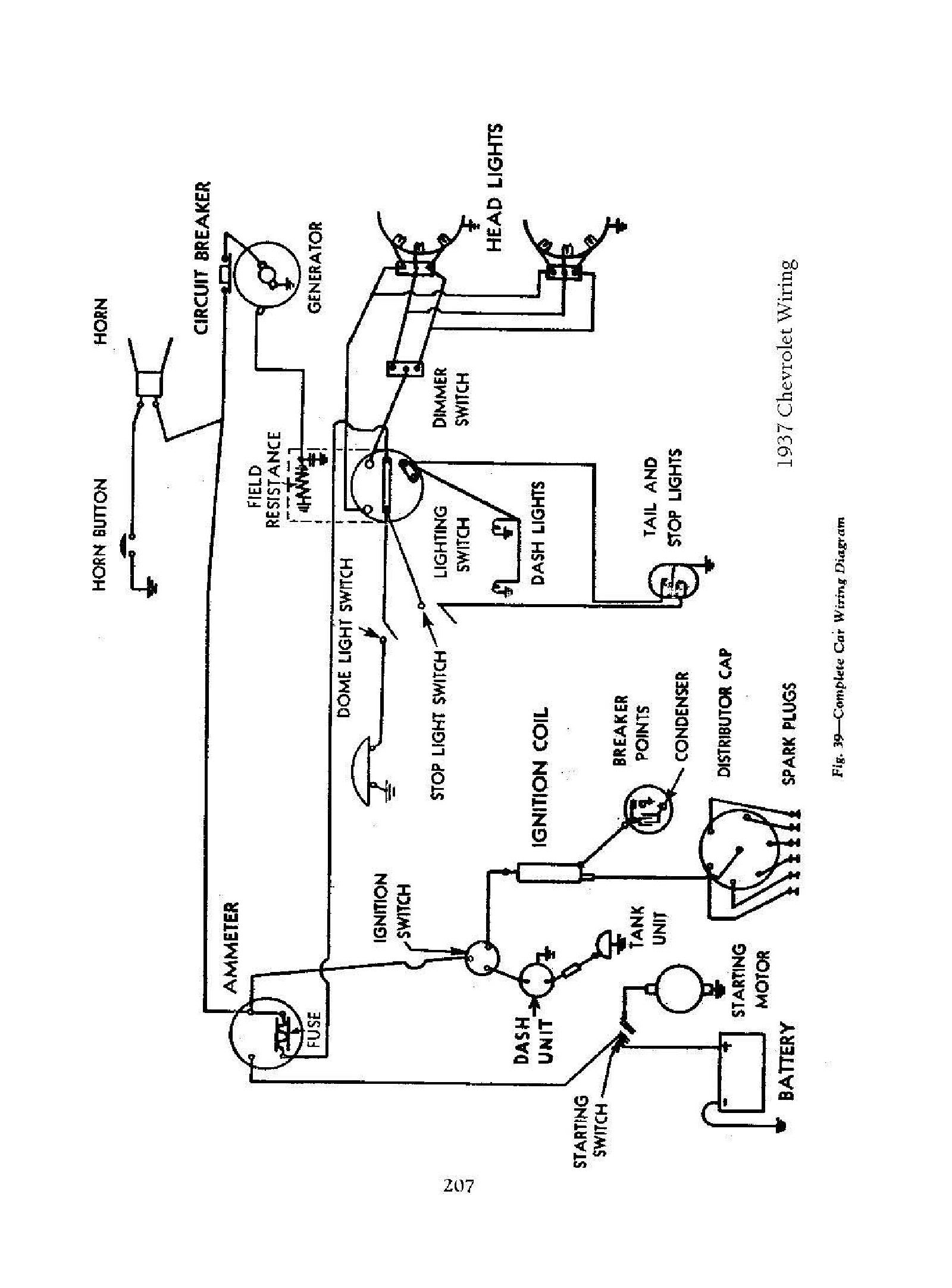 1b8 1955 Bel Air Ignition Wiring Diagram Wiring Library