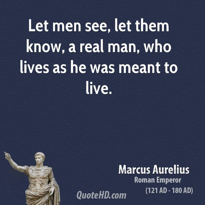 Marcus Aurelius Men Quotes Quotehd