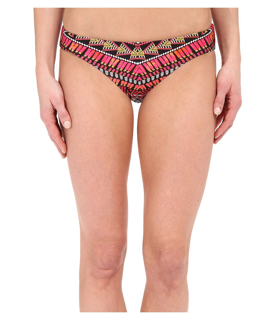 BECCA by Rebecca Virtue - Caravan Hipster Bottom (Multi) Women's Swimwear