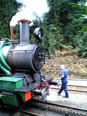 ABT Steam locomotive