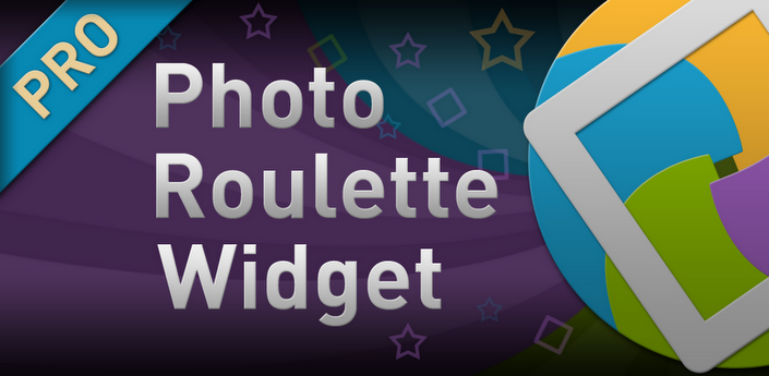 Photo roulette widget pro apk