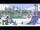 The Sims 3 Seasons Gameplay:
