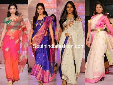 25  best ideas about Latest Designer Sarees on Pinterest