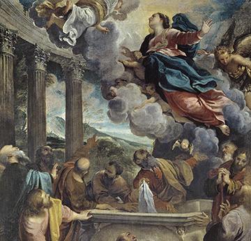 Shalp La Peinture Italienne Au 17e Siècle Mairie De Puteaux