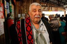 Nelson Lima dos Santos, patrono do Acampamento Farroupilha 2015