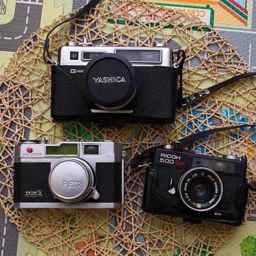 RF Cameras