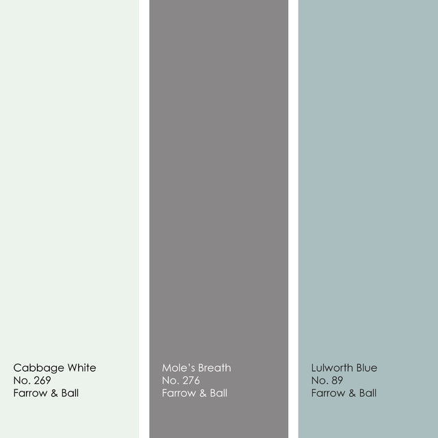 Best Ways to Use Farrow & Ball's Top Paint Colors for 2014