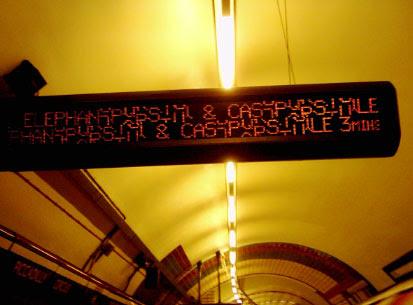 An ill Platform Indicator