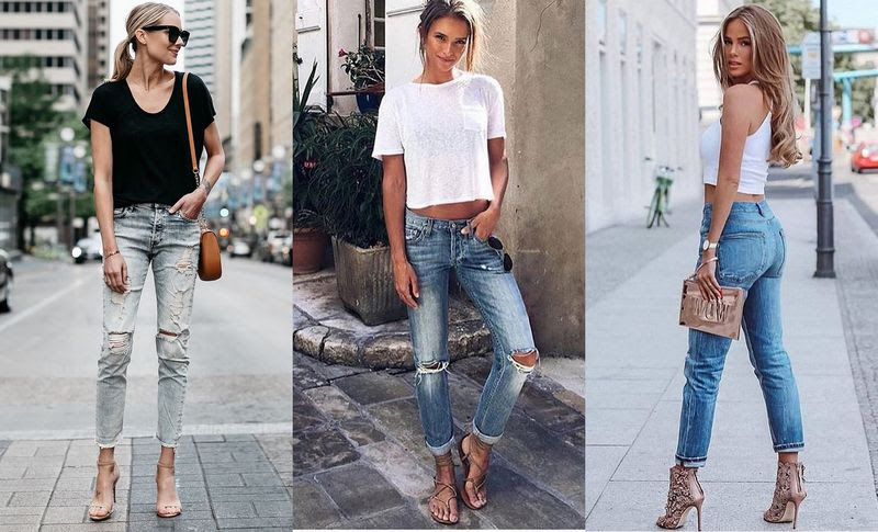 30 casual summer outfits with jeans to copy this year