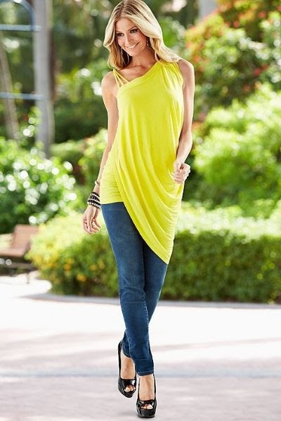 Venus One Shoulder Draped Top