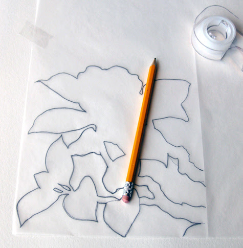 Tracing Paper Craft Ideas Insured By Laura