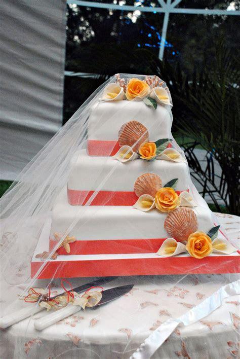 Helen G Events Jamaica Wedding Cakes Wedding Cake   Cake