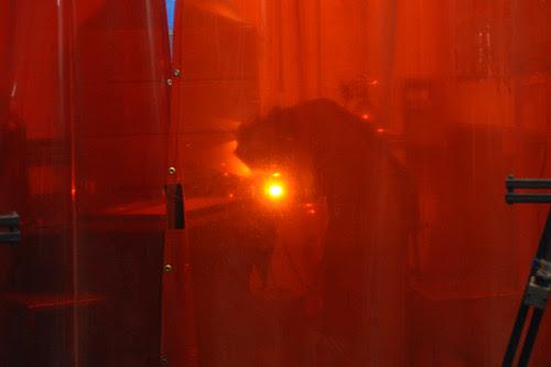 Red Curtain, Artisan's Asylum