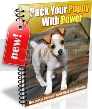 Pack Your Puppy With Power