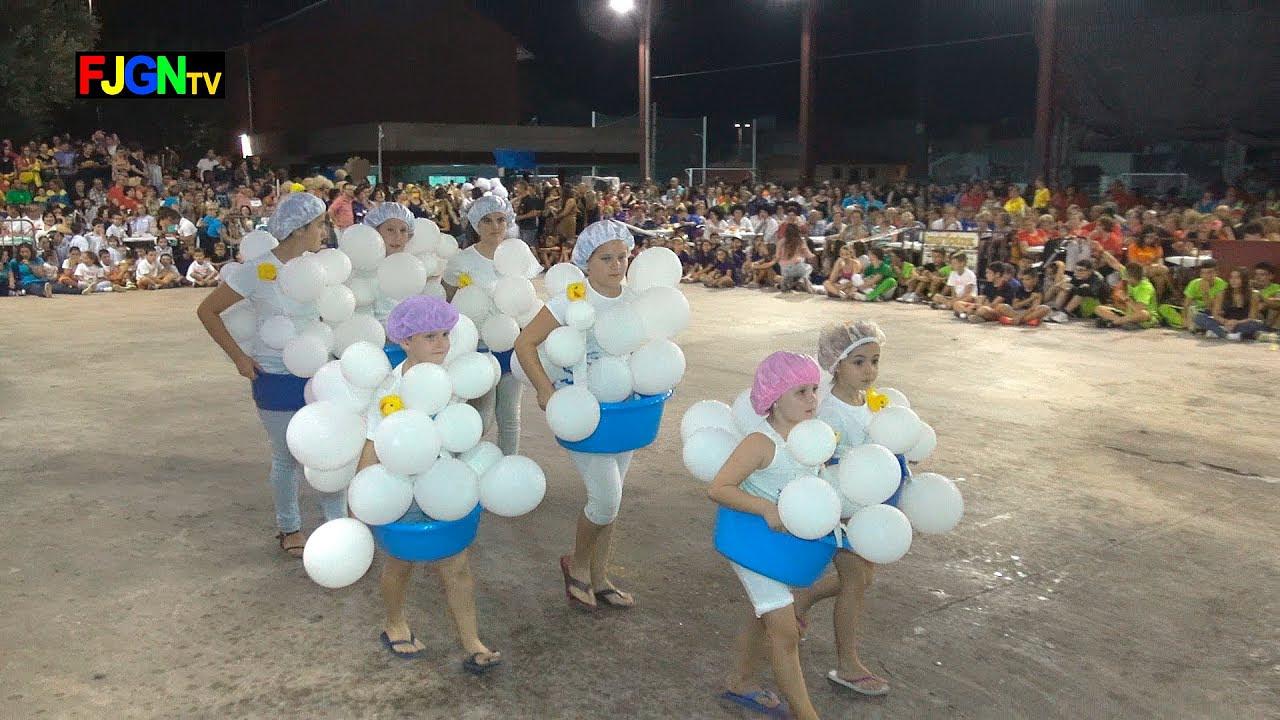 09. BAÑO DE BURBUJA - Disfraces - Festa La Vila 2014 - La Vilavella