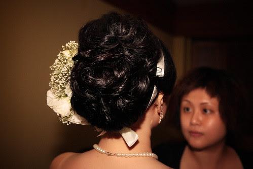 Nicole ~ Wedding Night