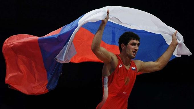 Заурбек Сидаков изЮгры завоевал третью золотую медаль наОлимпиаде вТокио-2020: Яндекс.Спорт