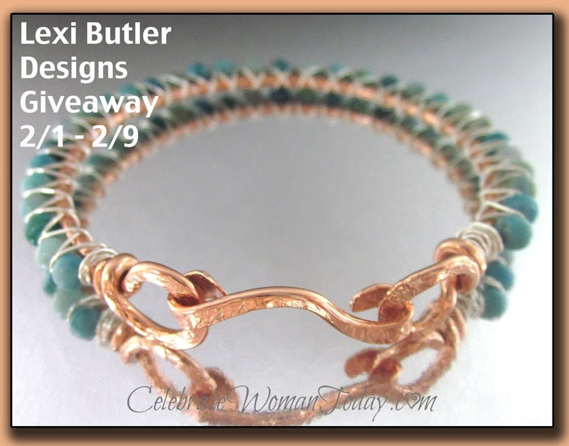 Lexi Butler Designs Giveaway. Ends 2/9