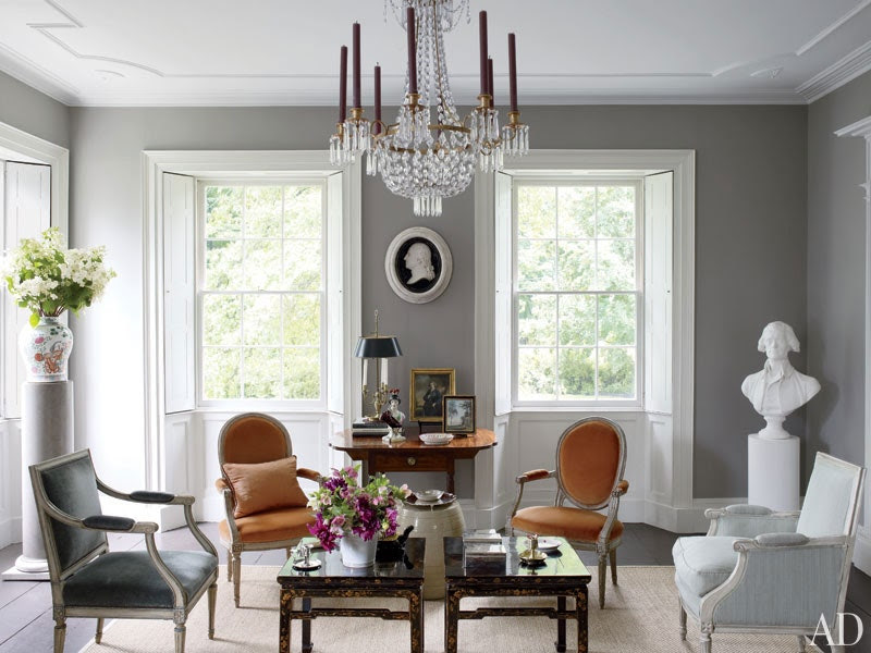 The Most Popular Gray Paint Colors Photos   Architectural ...