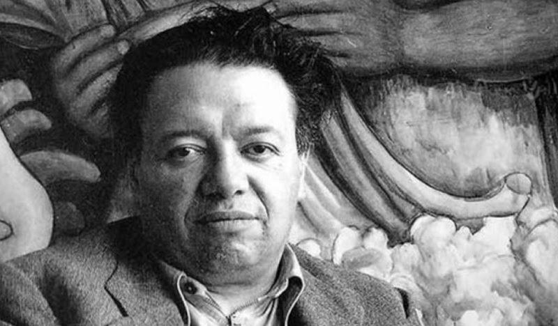 Murales De Diego Rivera El Levantamiento