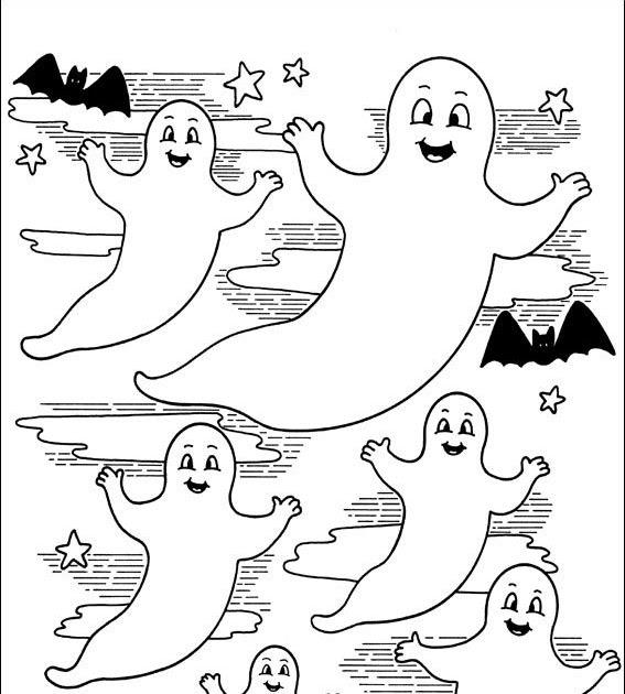 malvorlagen halloween gespenster  dorothy meyer grundschule