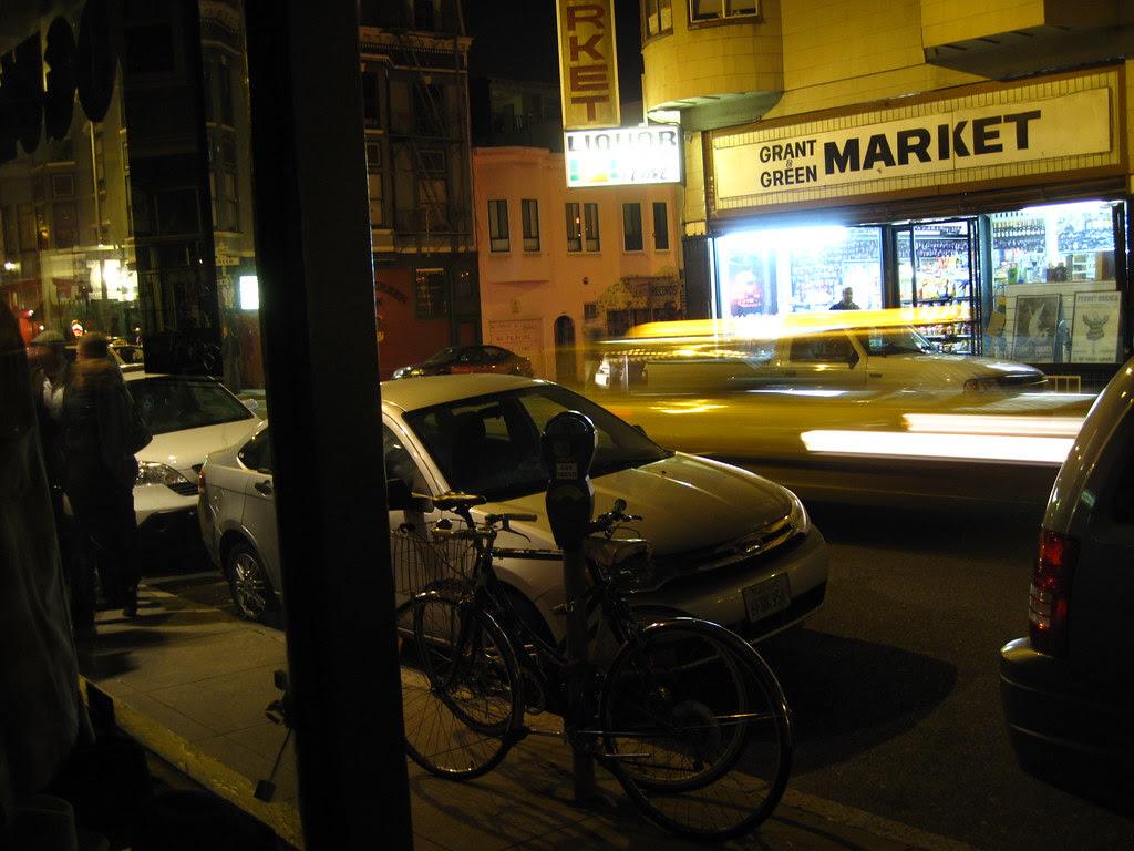 Grant street parking.