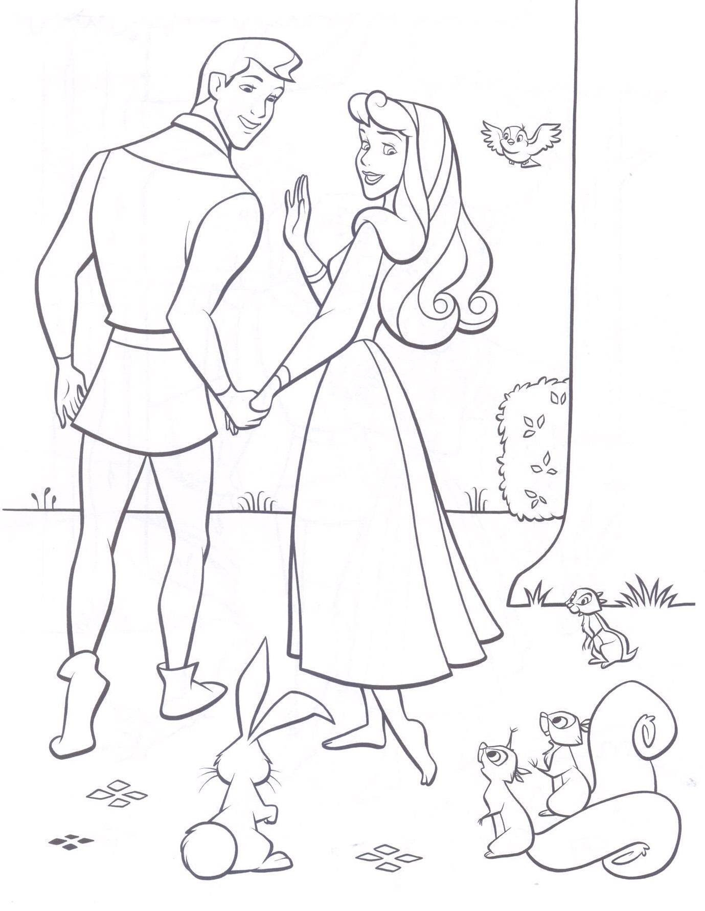 Coloriage Tarzan et son amoureuse Jane Porter Coloriages u28e28