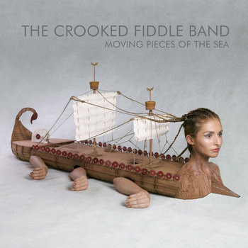 Moving Pieces of the Sea cover art