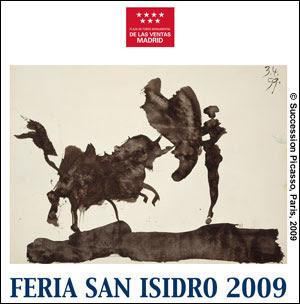Cartel de San Isidro 2009