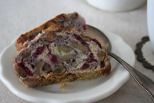 Cranberry Walnut Petit Batard