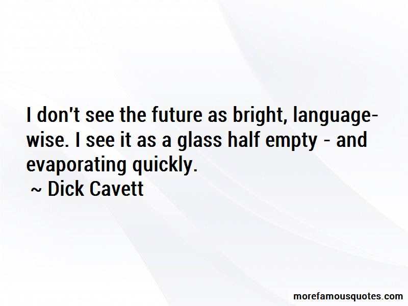 Glass Half Empty Quotes Top 58 Quotes About Glass Half Empty From