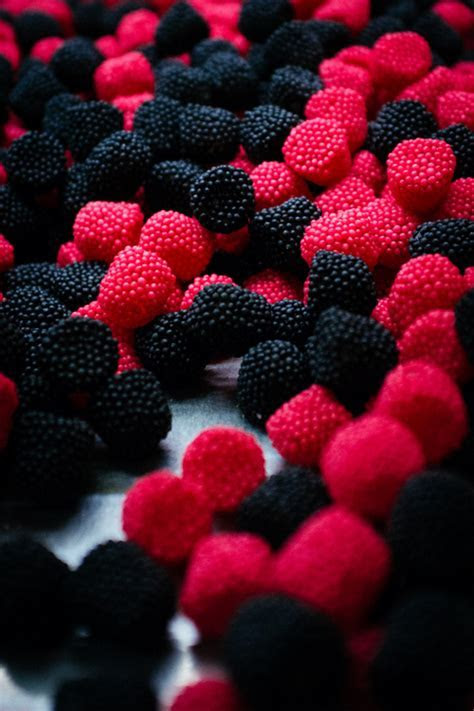 Red And Black Raspberries Pictures, Photos, and Images for
