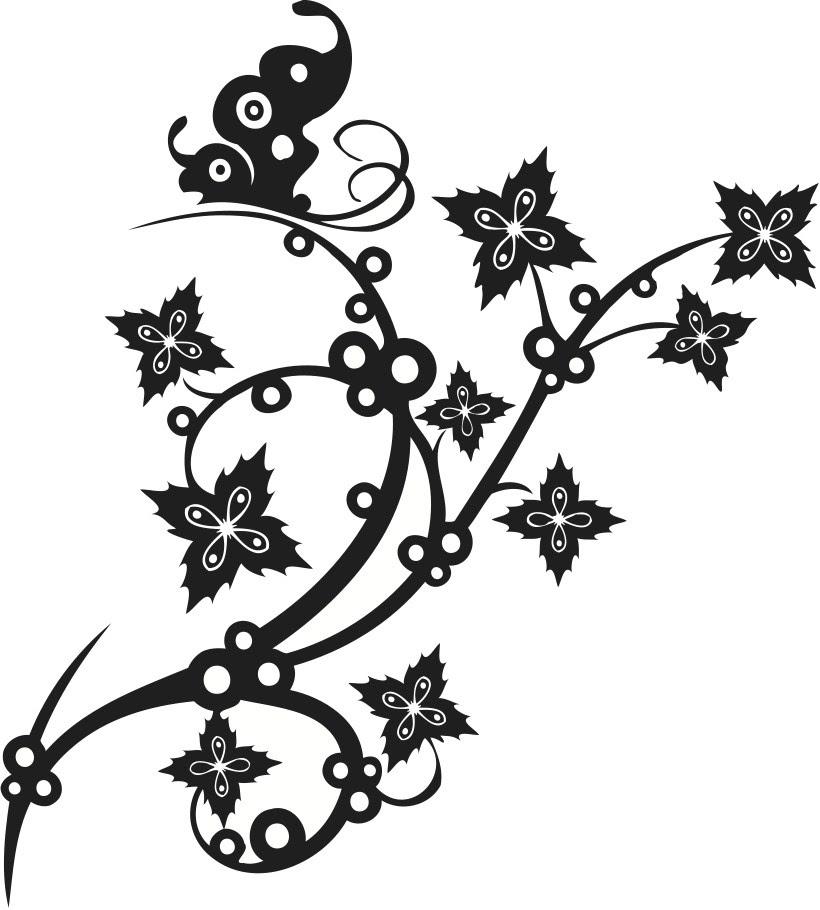 Flower Vines Free Rose Tattoo Designs Free Tattoo Designs Clip