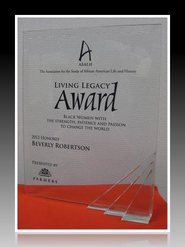 Living Legacy Award