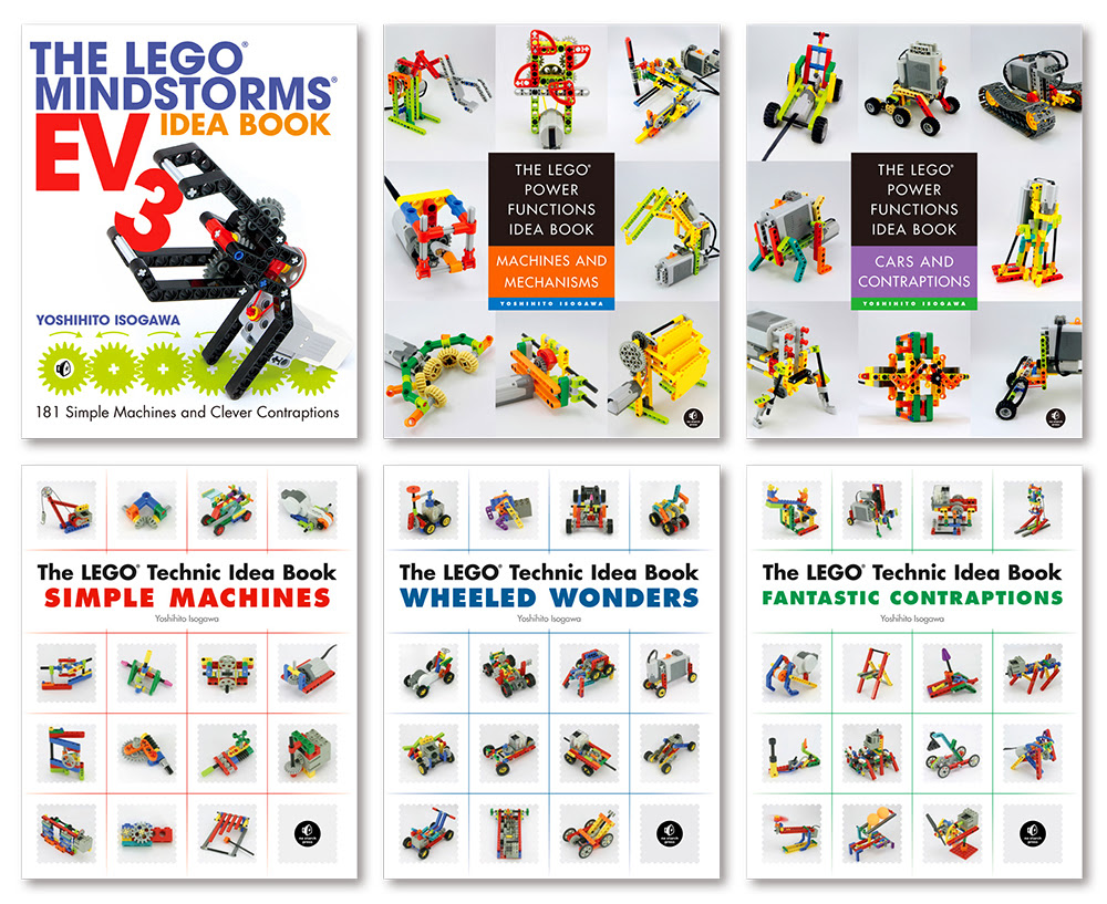 Meet The Creator Yoshihito Isogawa Lego Engineering